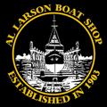 Al Larson Boat Shop Logo